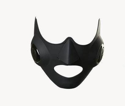 メディリフトの黒いマスク